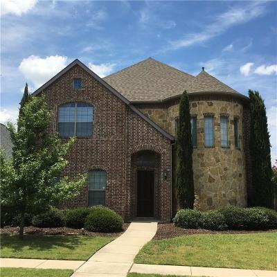 Frisco Single Family Home For Sale: 11595 Lucca Lane