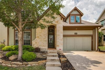 Euless Single Family Home Active Option Contract: 2209 Red Hawk Lane