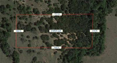 Weatherford Residential Lots & Land For Sale: Tbd Jupiter Trail