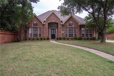 Irving Single Family Home For Sale: 9736 Windy Hollow