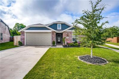 Wylie Single Family Home Active Option Contract: 1810 Phillip Lane
