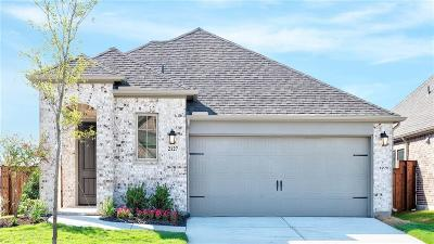 Forney Single Family Home For Sale: 2127 Winsbury Way