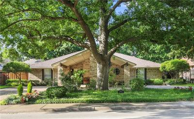 Dallas, Fort Worth Single Family Home Active Contingent: 6428 Bob O Link Drive