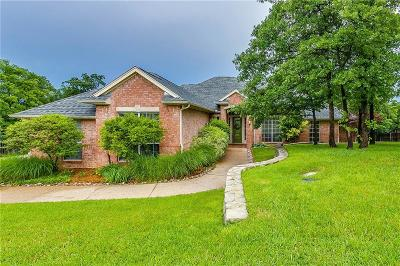 Burleson Single Family Home For Sale: 117 Winding Oak Lane N