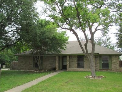 Grand Prairie Single Family Home Active Option Contract: 2474 Channing Drive