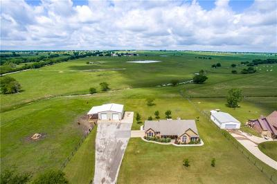 Johnson County Single Family Home For Sale: 8708 County Road 913