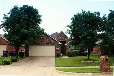 Denton County Single Family Home For Sale: 3028 Bigleaf Drive