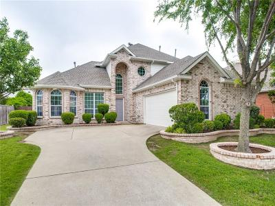 Frisco Single Family Home Active Option Contract: 5426 Golfside Drive
