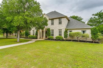 Parker County Single Family Home For Sale: 306 S Oakvista Court