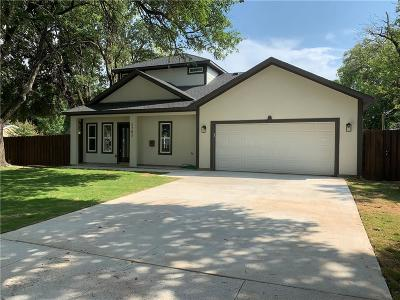 Single Family Home For Sale: 2702 Falls Drive