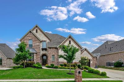 Rockwall Single Family Home For Sale: 906 Pleasant View Drive