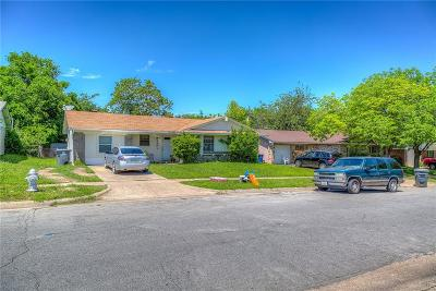 Dallas Single Family Home For Sale: 3807 Pacesetter Drive