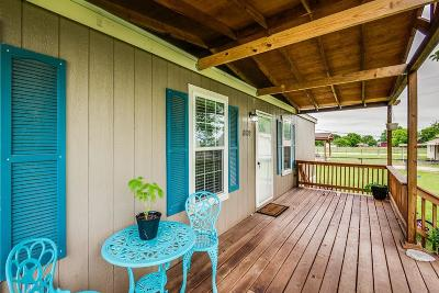 Forney Single Family Home Active Option Contract: 12629 Fm 2932