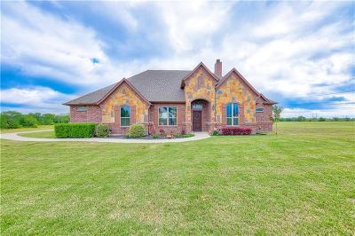 Azle Single Family Home For Sale: 118 Deer Stream Court