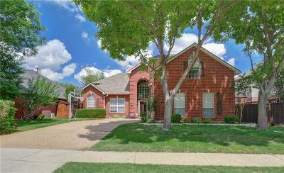 Frisco Single Family Home For Sale: 5813 Norfolk Lane