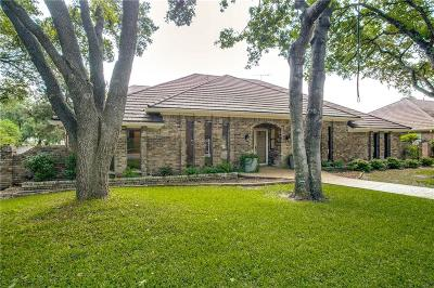 Dallas Single Family Home For Sale: 9643 Rocky Branch Drive