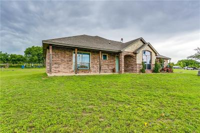 Weatherford Single Family Home For Sale: 138 Colonial Creek Lane