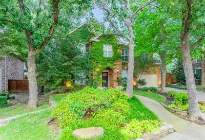 Coppell Single Family Home For Sale: 120 Fleetwood Cove