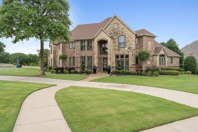 Keller Single Family Home For Sale: 2348 Bridgewood Drive