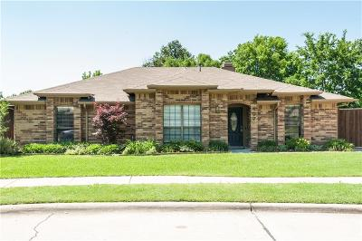 Coppell Single Family Home For Sale: 407 Cozby Avenue