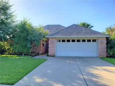 North Richland Hills Single Family Home Active Kick Out: 9109 Trail Wood Drive