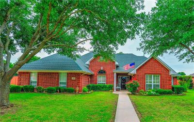 Cooke County Single Family Home Active Option Contract: 1205 Nortman Drive