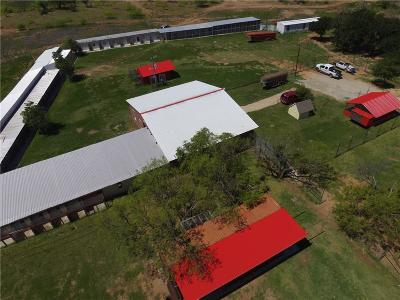 Brown County Farm & Ranch For Sale: 9391 Highway 183 N