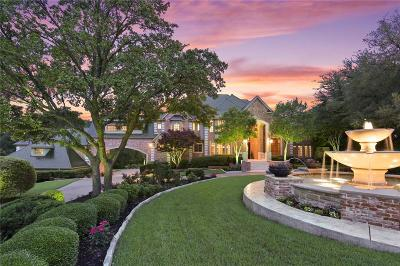 Southlake Single Family Home For Sale: 1410 S White Chapel Boulevard