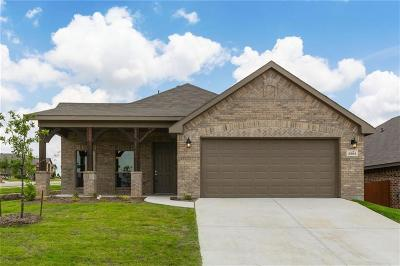 Weatherford Single Family Home For Sale: 2501 Hadley Street