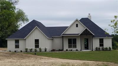 Weatherford Single Family Home Active Option Contract: 1330 McClendon Road