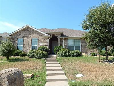 Rockwall Single Family Home For Sale: 1210 Blue Brook Drive