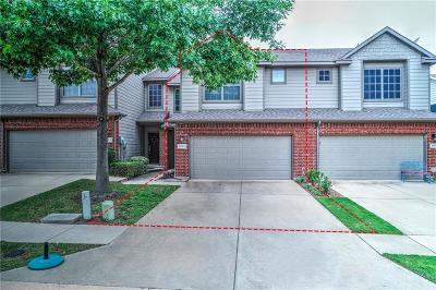 Plano Townhouse For Sale: 9833 Rockwall Road