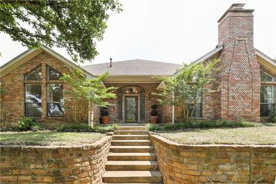Grapevine Single Family Home For Sale: 2907 River Crest Street
