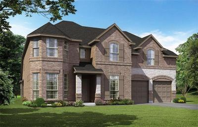 Midlothian Single Family Home For Sale: 842 Rustic Trail
