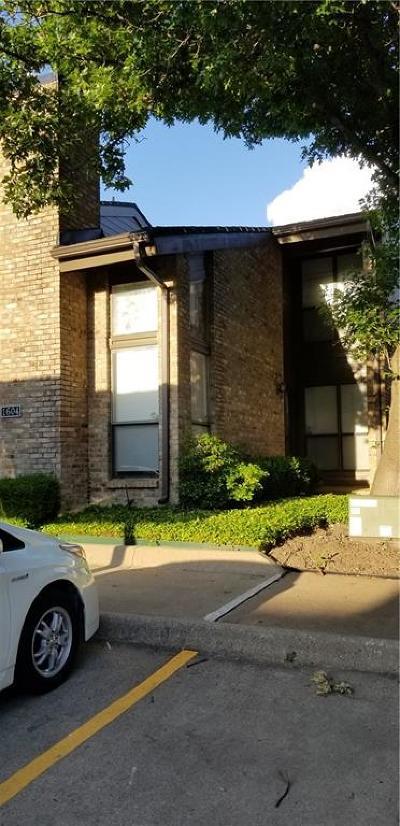 Plano Condo For Sale: 2200 W Park Boulevard W #1604