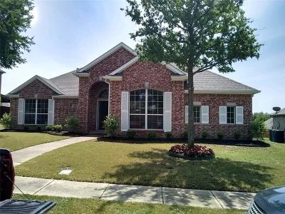 Rockwall Single Family Home For Sale: 1320 Scarboro Hills Lane