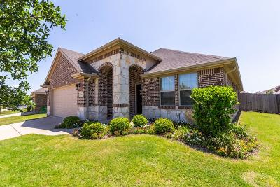 Little Elm Single Family Home For Sale: 1509 Castle Creek Drive