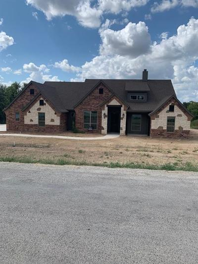 Weatherford Single Family Home For Sale: 112 Morgan Meadows Drive