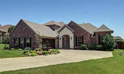 Weatherford Single Family Home For Sale: 110 Crown Valley Court