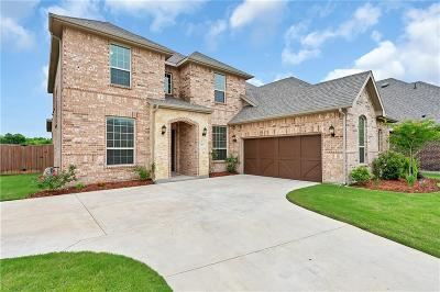 Mansfield Single Family Home Active Option Contract: 607 Morning Glory Lane