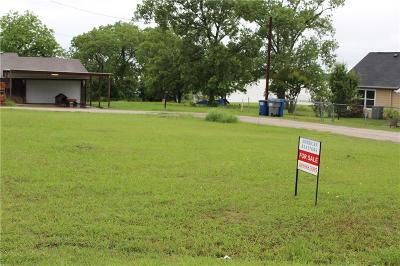 Little Elm Residential Lots & Land For Sale: 807 Lakeshore Drive