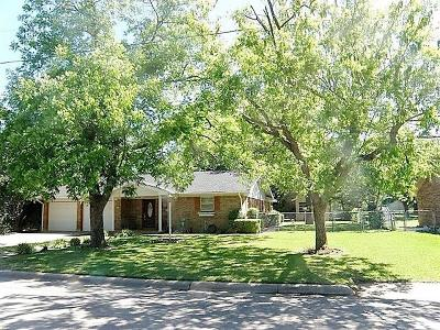 Stephenville Single Family Home For Sale: 1155 N Lillian Street