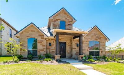 Mckinney Single Family Home For Sale: 8105 Comanche Way
