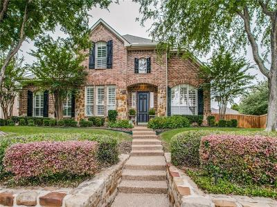 Richardson Single Family Home Active Contingent: 2709 Cherry Court