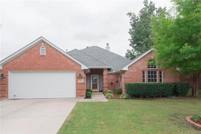 Saginaw Single Family Home For Sale: 1097 Springhill Drive