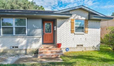 Dallas Single Family Home For Sale: 2617 Gross Road