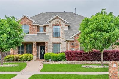 Frisco Single Family Home For Sale: 12465 Angelo Drive