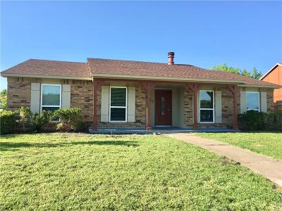 Rowlett Single Family Home For Sale: 8513 Woodside Road