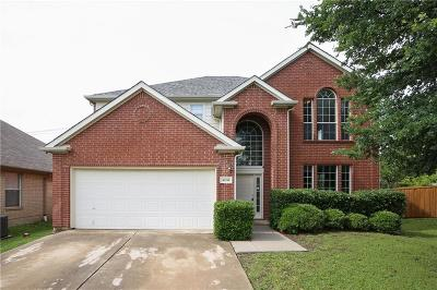 North Richland Hills Single Family Home For Sale: 4044 Glenwyck Drive