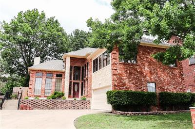 Rockwall Single Family Home Active Option Contract: 104 Mischief Lane